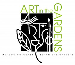 Logo of Art In The Gardens.