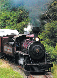 Photo of Skunk Train